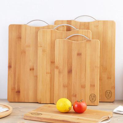 五年老竹防霉菜板案板厨房切菜板擀面板家用砧板刀板