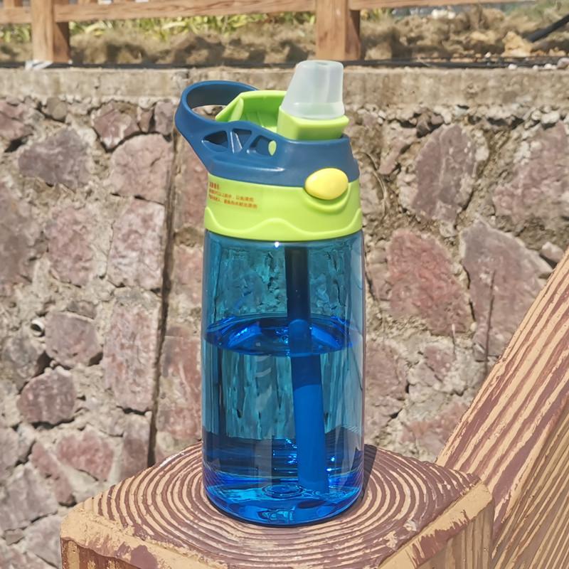 儿童水杯宝宝吸管杯便携水壶