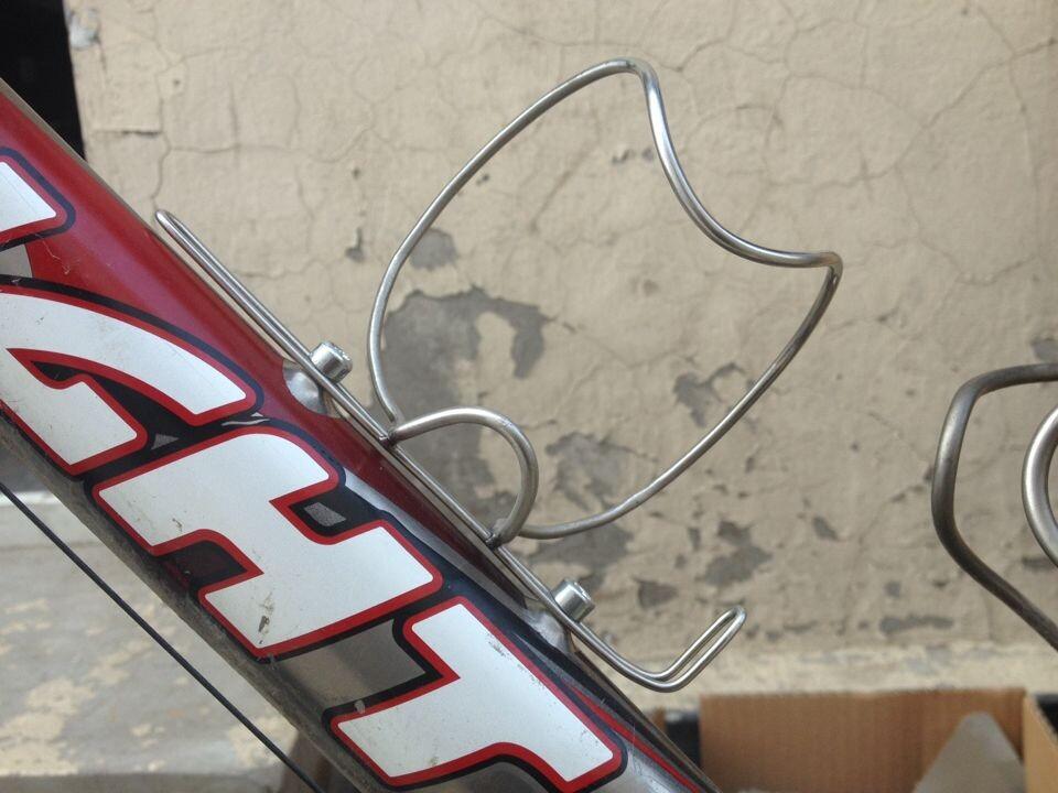 diy自制的不锈钢水壶架