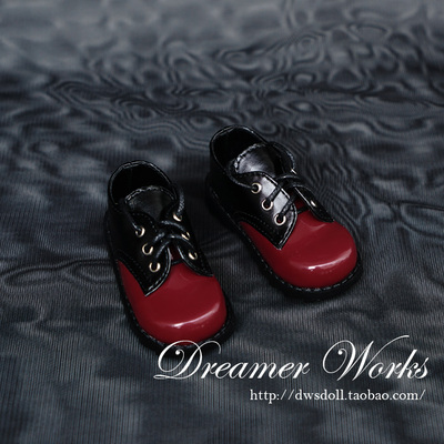 taobao agent SD BJD 3 points 4 points doll shoes, dark school shoes, casual shoes 1/4 male baby wear