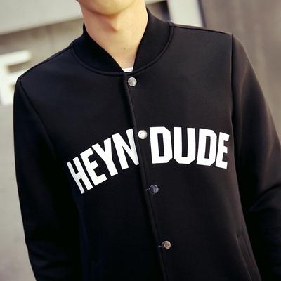 Của nam giới áo khoác mỏng mùa hè trường thanh niên sinh viên kem chống nắng quần áo thanh niên Hàn Quốc thể thao giản dị bóng chày áo khoác