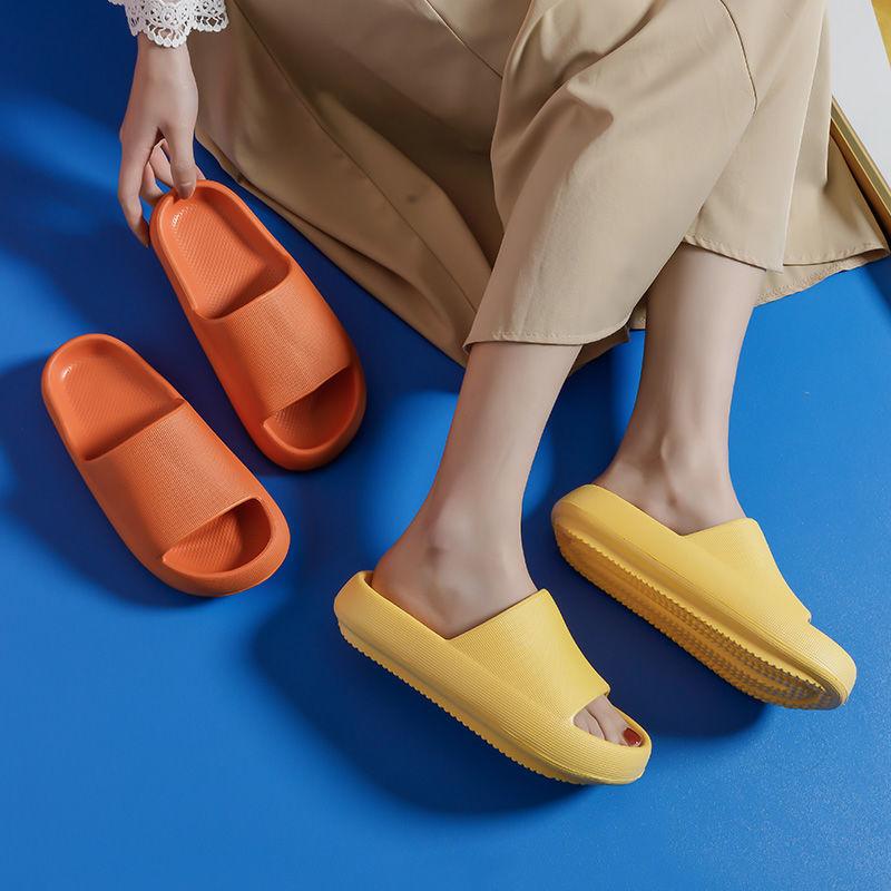 厚底凉拖鞋女新款夏居家洗澡防滑室内软弹浴