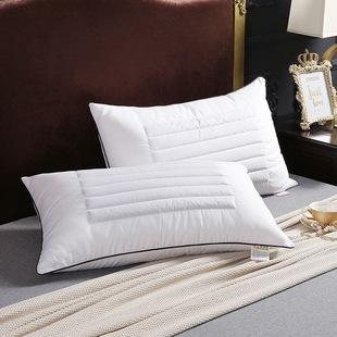 蕎麥枕頭護頸枕枕芯兩用一對裝