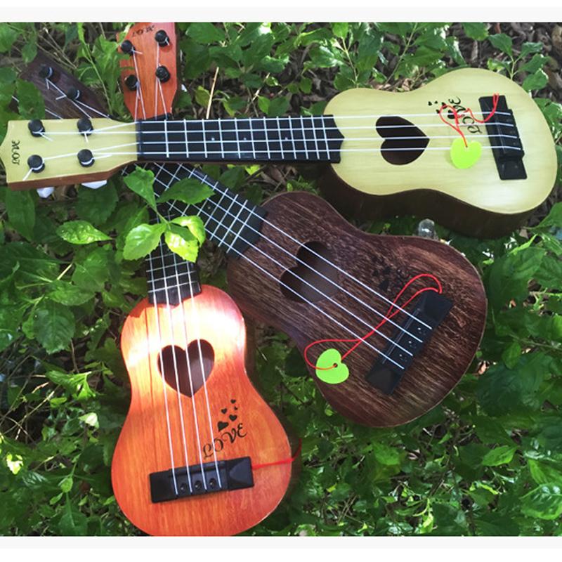 儿童玩具吉他仿真可弹奏尤克里里