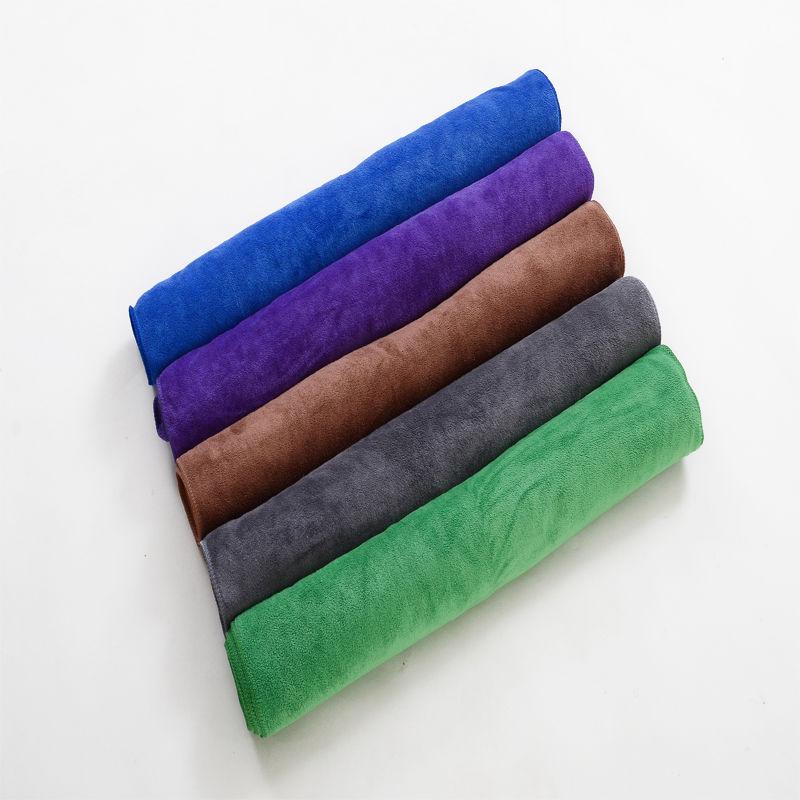 家政保洁抹布家务清洁专用毛巾吸水不掉毛加厚洗车擦玻璃地板厨房