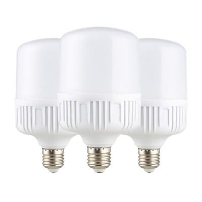 LED灯泡超亮家用球泡E27螺口led节能三防护眼商用灯泡21