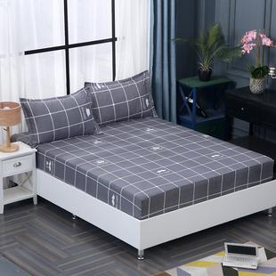 防滑固定床罩床笠加厚保暖防尘棕垫床垫套
