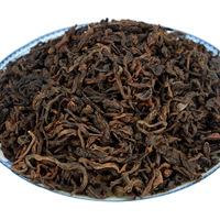 普洱茶熟茶 散茶新会小青柑普洱茶散装500g勐海布朗山3年三级熟茶