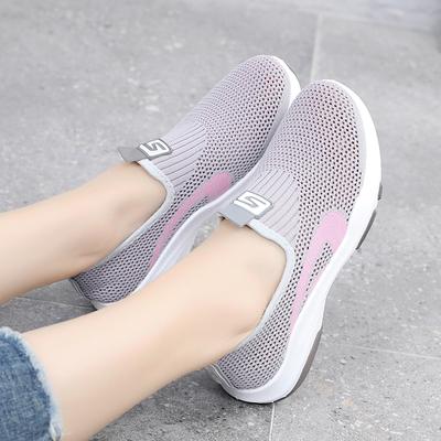 新款夏季女网鞋老北京布鞋女鞋透气休闲运动鞋女妈妈休闲布鞋