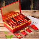 貴賓專享【螞蟻望月】金駿眉正山小種大紅袍鐵觀音紅茶茶葉禮盒裝