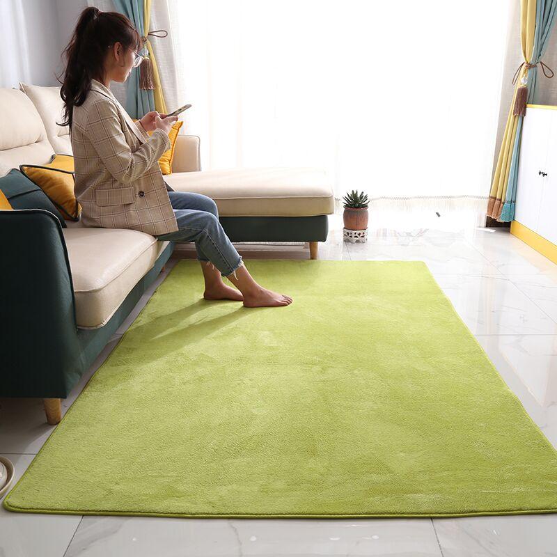 珊瑚绒地毯地垫40*120cm