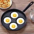 煎蛋神器模具不粘锅家用小平底锅