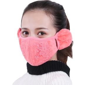 韩版时尚男女护耳口罩