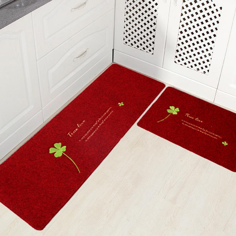 定制 门垫地垫进门厅家用门口吸水地毯长条浴室防滑垫吸油定制厨房脚垫