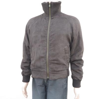 EtamHomme thương hiệu giải phóng mặt bằng (không cắt) đầu mùa thu mùa đông nam nhung mềm bông áo khoác 4164