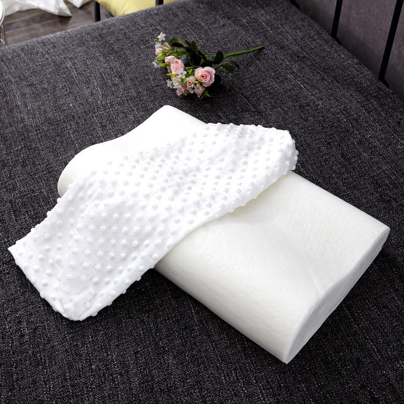 【含枕套】天然乳胶记忆枕枕颈椎修失眠成人保健枕头枕芯护颈枕