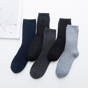 冬季毛巾袜加厚加绒袜子男士