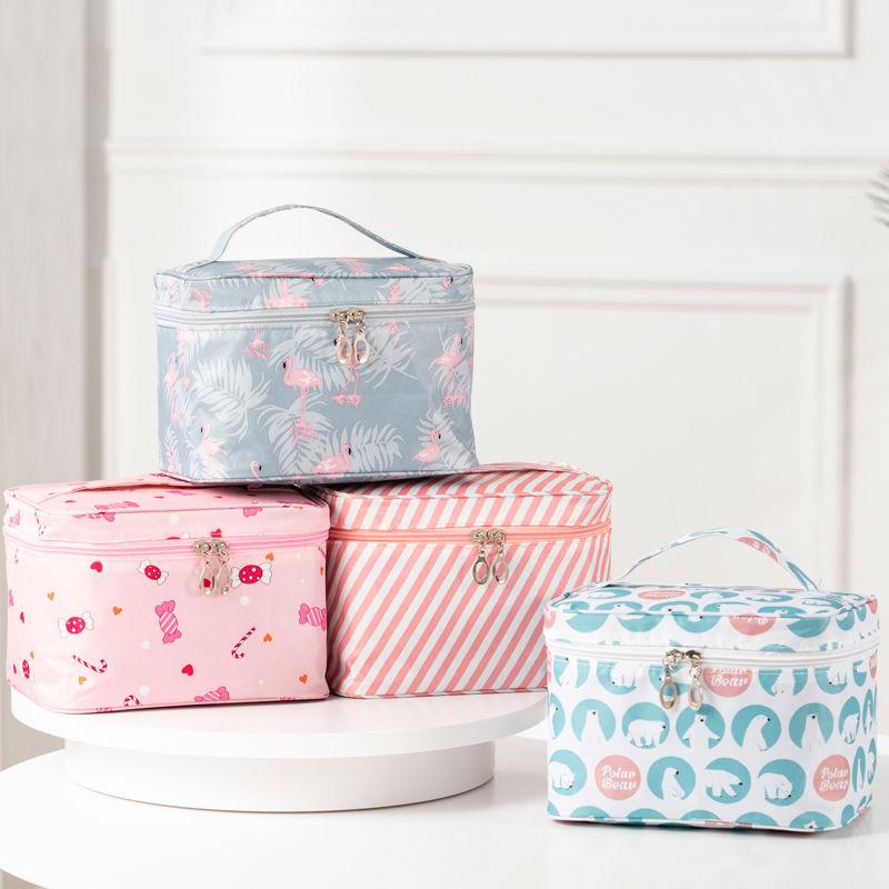化妆包大容量收纳盒洗漱包手提包