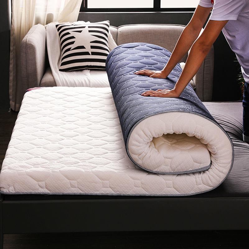 床垫1.5米加厚榻榻米折叠学生宿舍1.2米1.8米2米床单双人垫子27