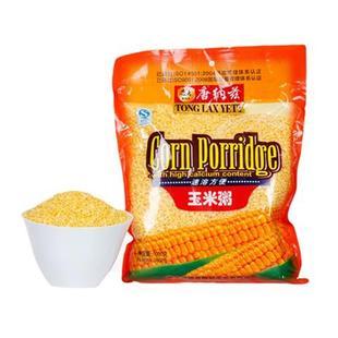 1000g唐纳兹牛奶冲泡无糖玉米粥可干吃