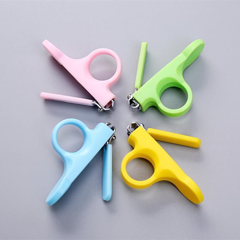 Đồ dùng cho bà mẹ và trẻ em Kéo cắt móng tay cho trẻ em - Tóc clipper / Nail clipper / chăm sóc hàng ngày các mặt hàng nhỏ