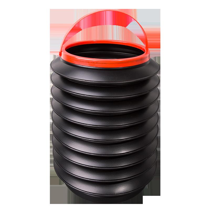 车上可折叠垃圾桶汽车载车内用后排置物桶雨伞收纳伸缩袋创意防水(用2元券)