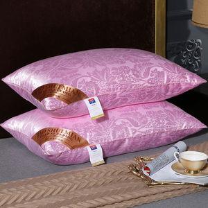 【两只装枕头】高回弹一对装枕芯枕高中低套枕头芯枕头套装助睡22