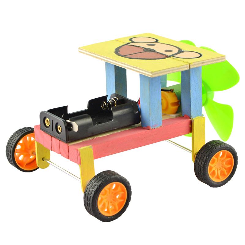 科技小制作手工创新马达玩具通用券后12元包邮