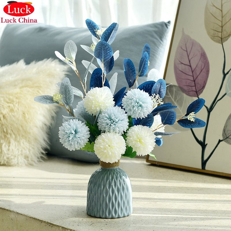 simple decor bouquet creative simulation flower Vase Set