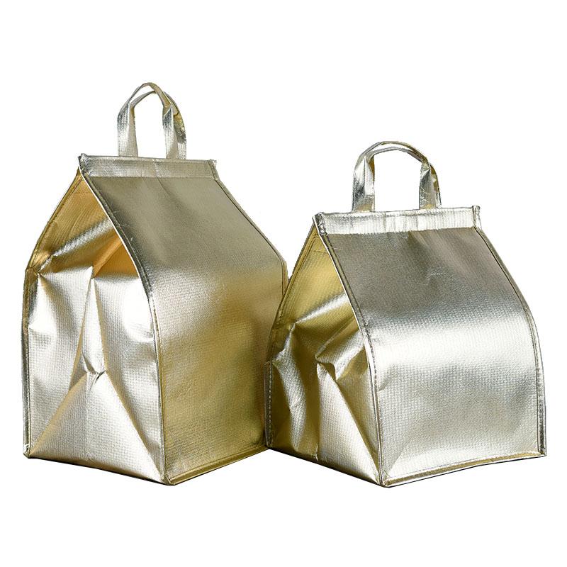 """""""生日蛋糕保温袋4/6/8/10寸加高加厚铝箔保鲜袋冰皮月饼配送保冷袋"""""""