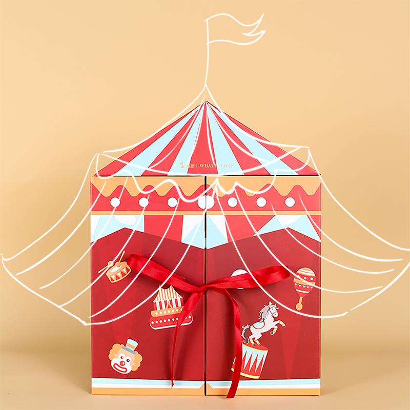 鲸语马戏团巧克力礼盒