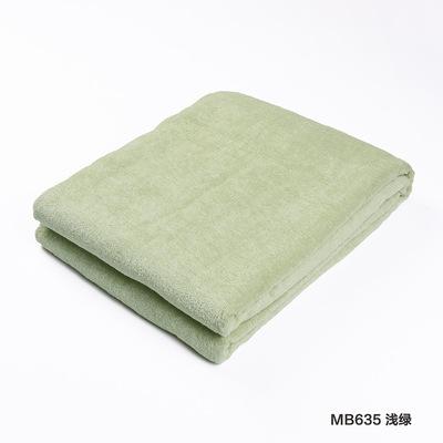纯棉毛巾被 全棉精梳柔软舒适 四季皆宜纯色夏凉被空调被夏被