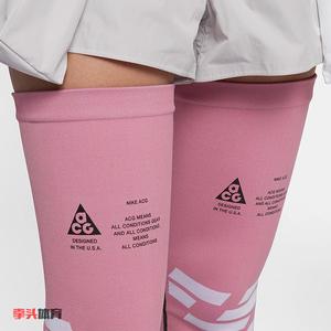Chân phụ nữ cao cấp của NikeLab ACG (Một cặp) Chân tập thể dục AJ3851-678