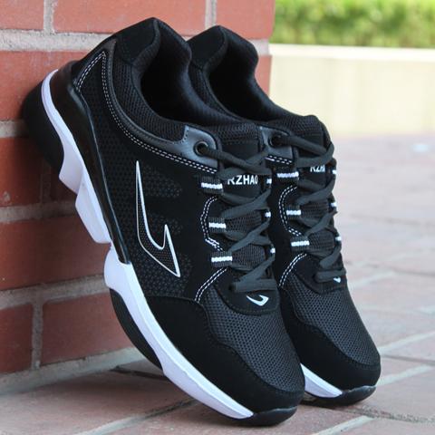 Mùa xuân và mùa thu người đàn ông mới của giày thể thao thoáng khí mặc giản dị giày chạy Hàn Quốc phiên bản của non-slip hoang dã giày thủy ...
