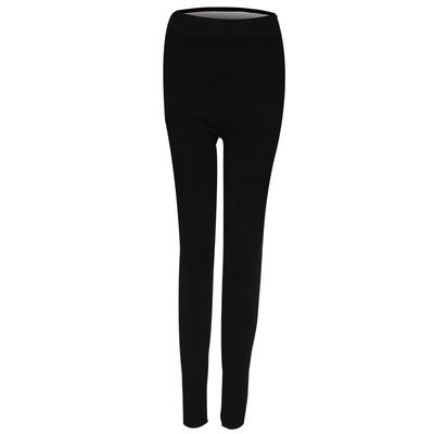 韩版秋裤女紧身美体单件薄款黑色大码打底线裤衬裤内穿青年保暖裤