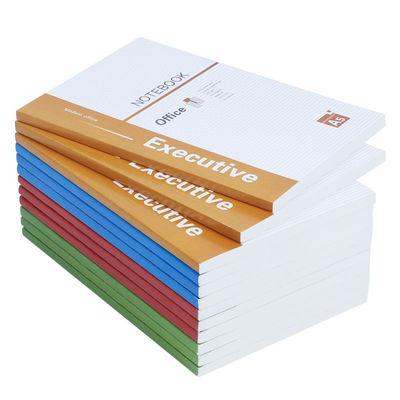 10本装笔记本本子A5记事本大学生本子超厚日记本手账本笔记本