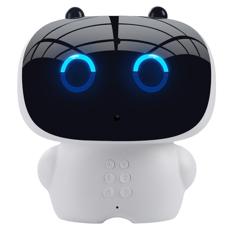 儿童智能ai语音对话机器人益智伴读多功能wifi高科技早教学习机_淘宝优惠券