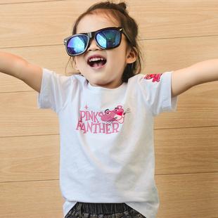 亲子装夏装网红母子短袖t恤