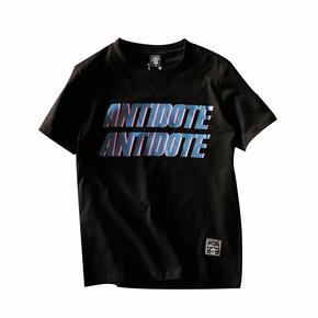 潮流百搭学生上衣短袖T恤
