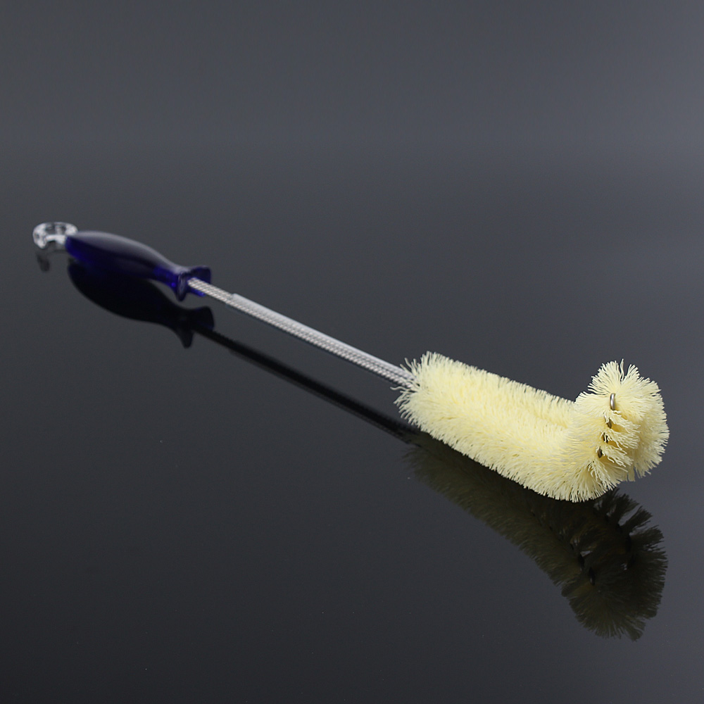 Long Handle Flexible Skinny Cleaning Washing Bottle Brush Cleaner For Thermos Ebay