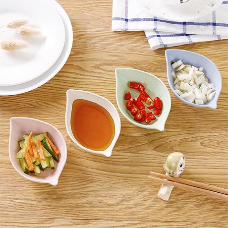 小麦调味碟子家用小碟子可爱餐具创意咸菜小菜碟骨碟醋碟调料碟
