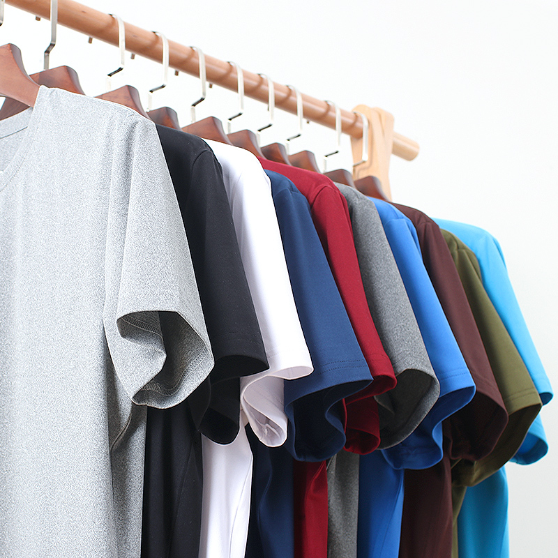 夏汗衫上衣半袖体恤衣服潮短袖T恤优惠价10元销量490件