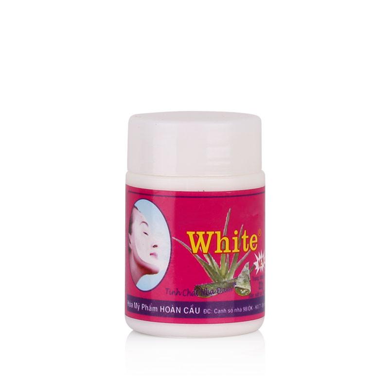 泰国white芦荟胶撕拉式去黑头水 芦荟胶祛黑头鼻贴鼻膜收缩毛孔
