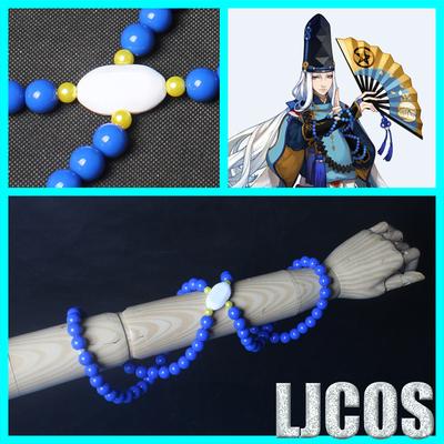 taobao agent 【LJCOS】Onmyoji mobile game Abe Haruaki bracelet cosplay props