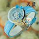 | Цена 348 руб | Добро пожаловать шесть один подарок подлинный ребенок мультики наручные часы девушка корейский моды милый KT кот студент младенец стол