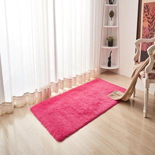 简约卧室客厅床边床头家用地毯
