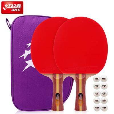 红双喜乒乓球拍怎么选
