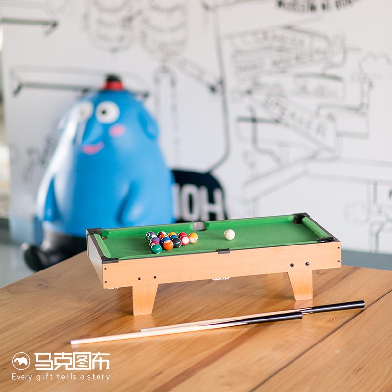 办公室迷你桌球,送男生的创意生日礼物