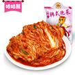 【咕咕熊_韩国泡菜500gx2袋】韩式辣白菜朝鲜族腌制下饭咸菜延边