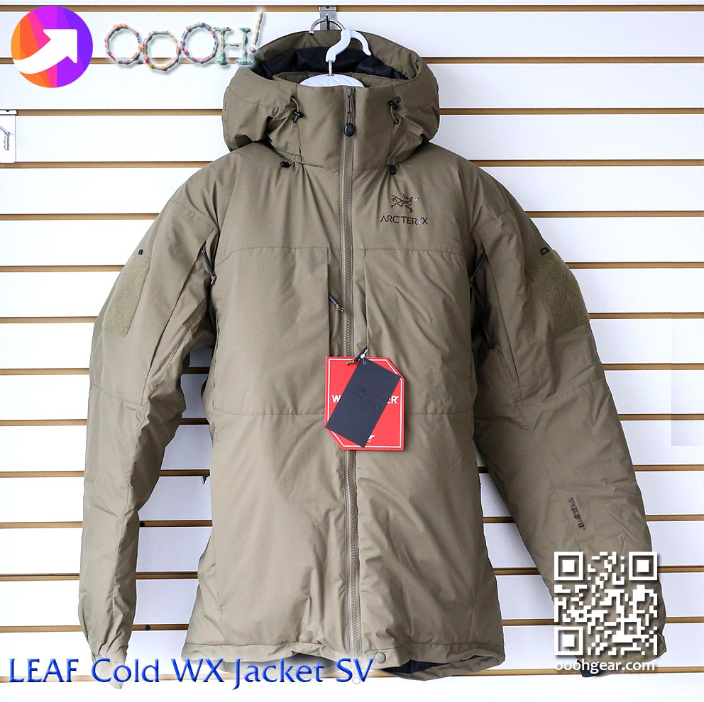 buy cheap united states details for 690.00] [OOOH] Arc'teryx LEAF Cold WX Jacket SV professional ...